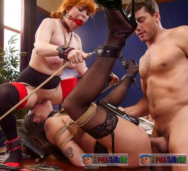 TheupperFloor/Kink – Ramon Nomar, Karlee Grey, Penny Pax – Uptight Babe Submits to Punishment and Squirts Everywhere [HD 720p]