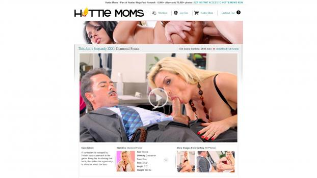 HottieMoms.com – SiteRip