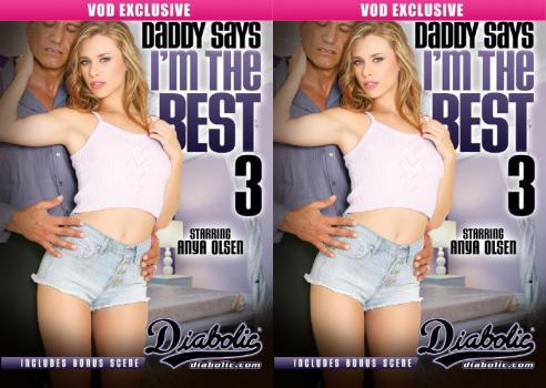 Daddy Says I'm The Best 3 (2016)