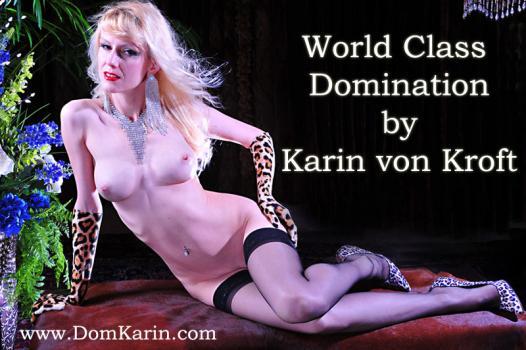 MistressKarinVonKroft - SiteRip