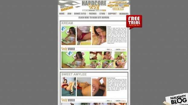 HardcoreFiesta.com - SITERIP