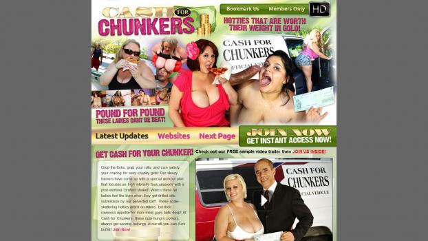 CashForChunkers - SiteRip