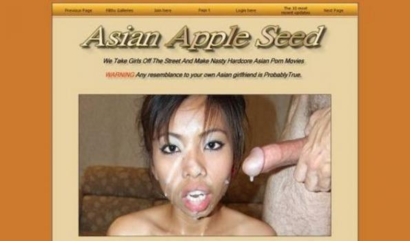 AsianAppleSeed - SiteRip