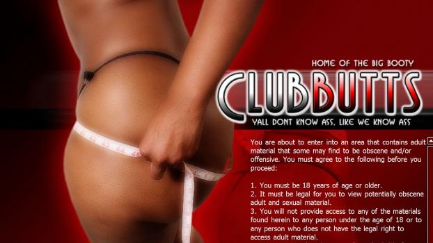 ClubButts - SiteRip