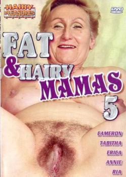 Fat And Hairy Mamas #5