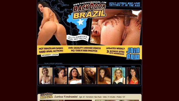 BackDoorBrazil - SiteRip
