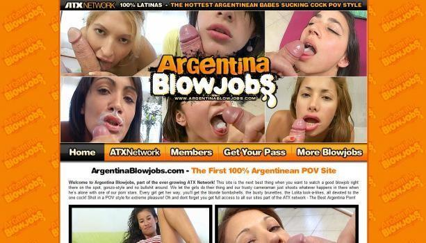 ArgentinaBlowjobs – SiteRip