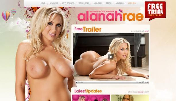 AlanahRae - SiteRip