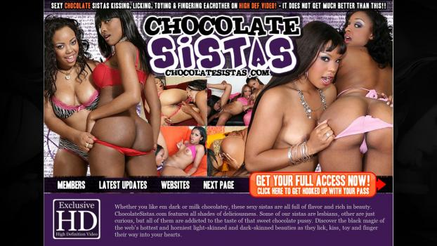 ChocolateSistas - SiteRip