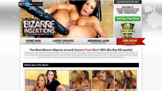 BizarreInsertions - SiteRip