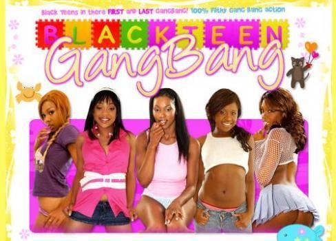 BlackTeenGangBang - SiteRip