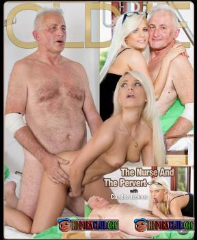 Oldje/ClassMedia – Candee Licious – The Nurse And The Pervert [FullHD 1080p]