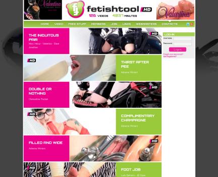 FetishTool - SiteRip