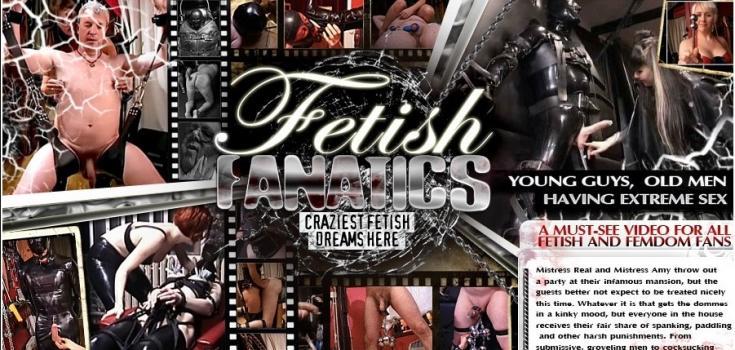 FetishSexFanatics - SiteRip