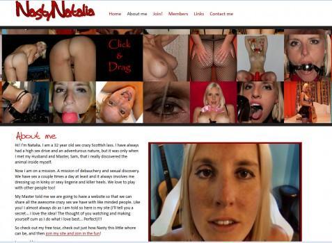 NastyNatalia - SiteRip