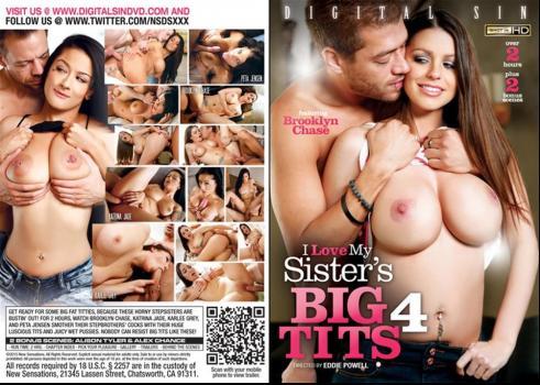 I Love My Sisters Big Tits 4 (2014)