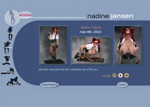 Nadine-J - SiteRip