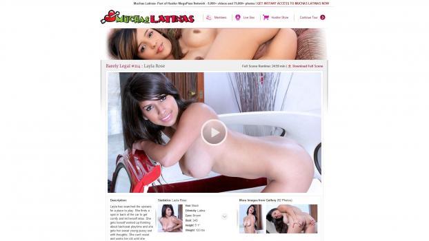 MuchasLatinas.com - SiteRip