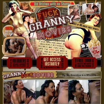 GrannyFuckMovies - SiteRip