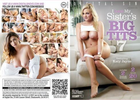 I Love My Sisters Big Tits 7 (2017)