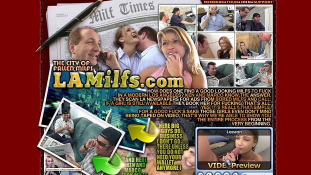 LAMilfs - SiteRip
