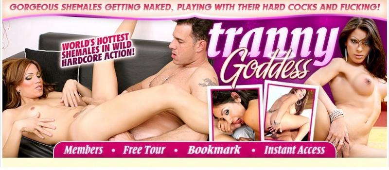TrannyGoddess - SiteRip